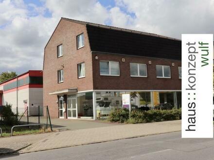 Duisburg-Großenbaum – Büro-/Praxisflächen und/oder Lagerhalle im Gewerbegebiet Albert-Hahn-Straße