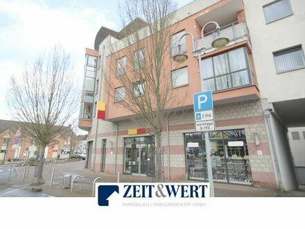 Mechernich-City! Lichtes Ladenlokal mit großem Schaufenster und perfekter Parkplatzsituation (RO 3876)