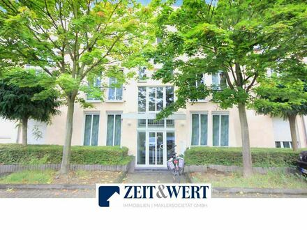 Pulheim! Traumschöne, helle 2-Zimmer Wohnung in sehr gepflegtem Mehrfamilienhaus! TG-Stellplatz möglich! (SN 4061)