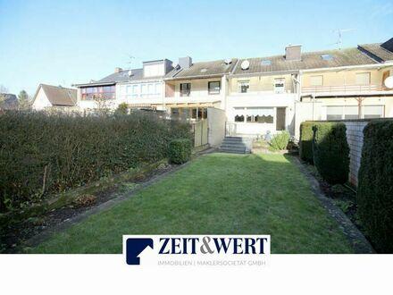 Erftstadt-Gymnich! Grundsolides Miet-Einfamilienhaus mit viel Platz, sonnigem Südgrundstück und Garage in ruhiger reiner…