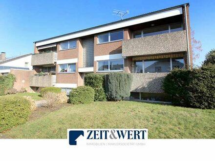 Erftstadt-Lechenich! Schöne 3-Zimmer-Wohnung mit Sonnenbalkon! (LR 4058)