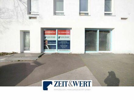 KÖLN-WEIDEN! Beste Lauflage - direkt am Weiden-Center! Ladenlokal mit breiter Schaufensterfront! (LR 4135)