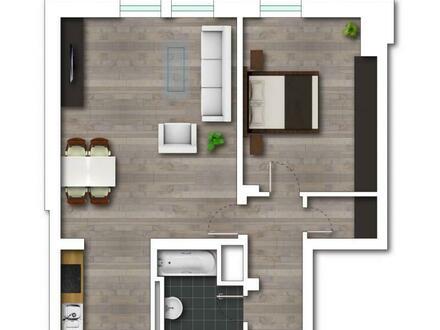 renovierte Wohnung in Höntrop