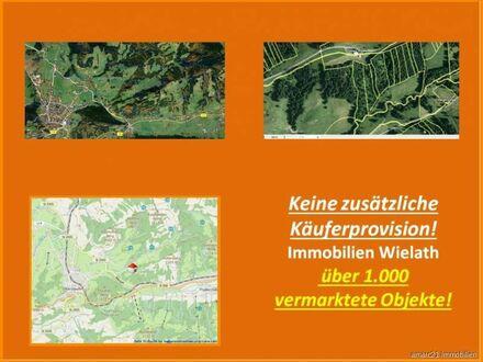 Waldkauf als Geldanlage! 2 Parzellen mit gesamt ca. 2,26 ha.