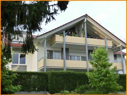 Top-Wohnung 2,5 Zimmer in Konstanz OT mit großem Balkon für Berufspendler geeignet