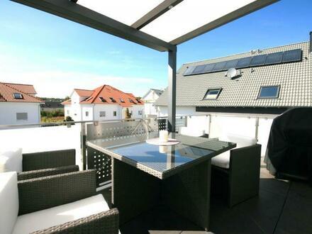 moderne & hochwertig ausgestattete 4-Zimmer-Maisonette-Eigentumswohnung in ruhiger Wohnlage von LU-Oggersheim