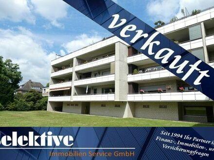 Krefeld -Top Lage- 126m² gr. 3,5 Zi. Wohnung mit großer Loggia, Tiefgaragenstellplatz und Schwimmbad