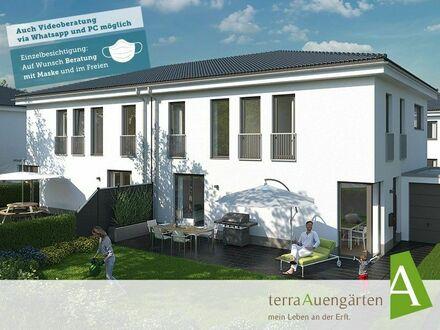 terra151 – Einfamilienhaus als Doppelhaushälfte mit 151 m2