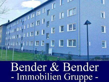Umfangeich sanierte 2-Zimmer-Wohnung mit Balkon und KFZ-Stellplatz zur Kapitalanlage!