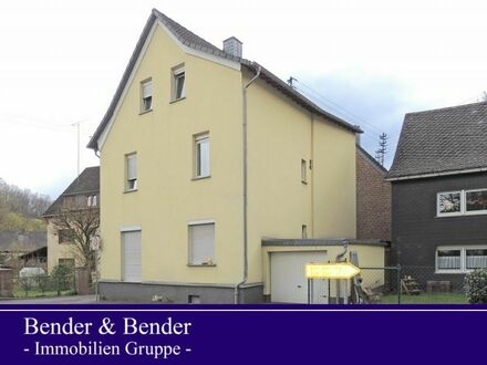 Solides Mehrfamilienhaus (vermietet) - nahe Kirchen!