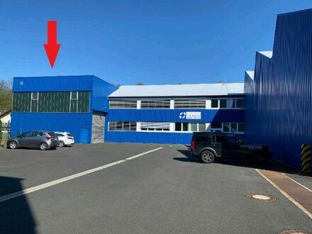 Top-Lage direkt an der B 256! Produktions- und Lagerhalle mit vielen Möglichkeiten
