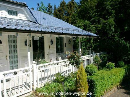 Vom Vogelgesang wecken lassen! Einfamilienhaus mit traumhaftem Waldrandgrundstück in Altena-Dahle.