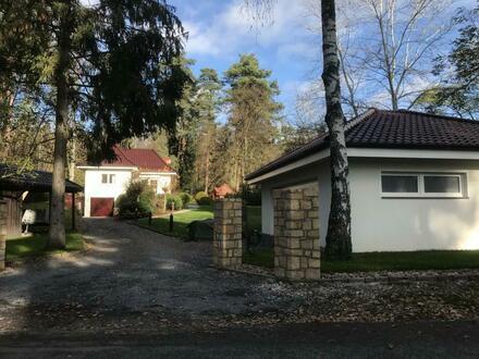 Attraktives Grundstück mit großem Potenzial in bester Lage am Waldrand in Bielefeld Senne!