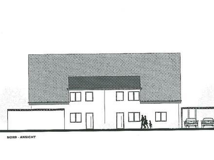 Erstbezug einer schicken 3 ZKB-Neubauwohnung im 1. OG eines Doppelhauses in BI-Schildesche!