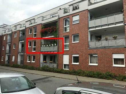 Für Kapitalanleger! Gepflegte 3 ZKB-Citywohnung mit Loggia und TG-Stellplatz, Nähe Ravensberger Park!
