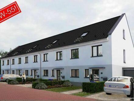 Modernes Wohnen in ruhiger Lage - Neubau Reihenhäuser in Kamp-Lintfort