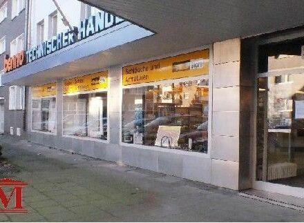 Vielseitig nutzbare Gewerbefläche in gesuchter Lage von Duisburg Ruhrort