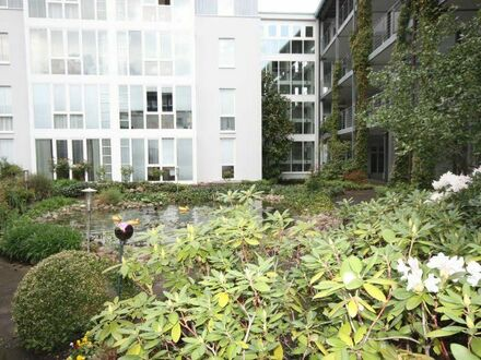 Wohnung im grünen Herzen der Innenstadt