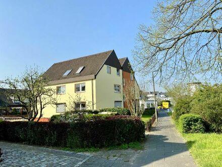 3-Zimmer-Wohnung mit zwei Balkonen und TG-Stellplatz in Meindorf