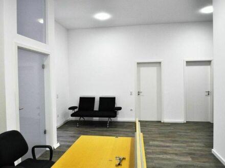 Moderne Innenstadt-Büros in stilvollem Denkmalensemble