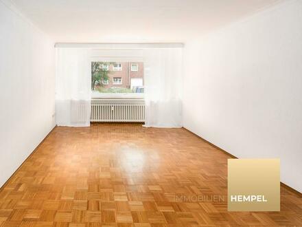 Für den grünen Blick - Erdgeschosswohnung mit Stellplatz zur Miete DU-Neudorf