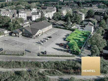 Stadtgrundstück am Grünstreifen - Baugrundstück in Duisburg-Meiderich