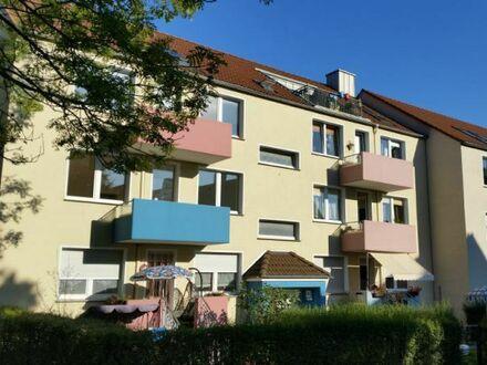 Wohnen am Rande Stuckenbergs - moderne 4-Zimmerwohnung mit Balkon!