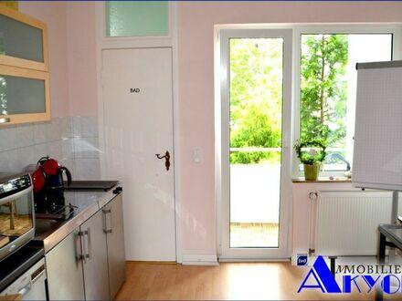 - AUFGEPASST - Wohnen auf Zeit -  Vollmöblierte, gemütliche 2-Raum-Wohnung
