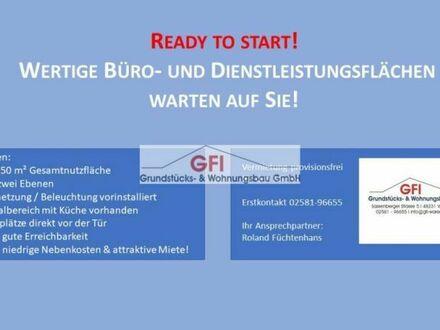 Ready to start! Sofort nutzbare Büro- und Dienstleistungsflächen!