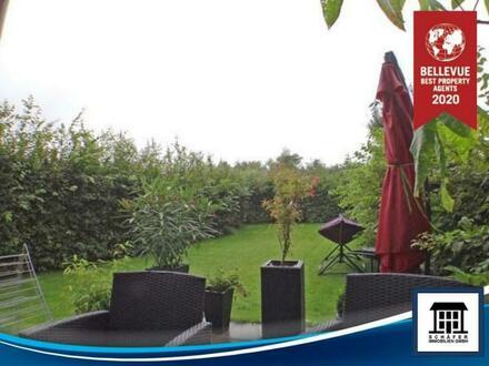 Genießen Sie den Sommer auf der Terrasse und im Garten!
