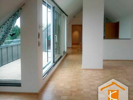Wohnen über den Dächern von Aachen - Brand !!! Schicke Penthouse-Wohnung in Top-Wohnlage