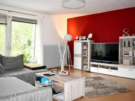 ruhige 2-Zimmer-Wohnung in zentraler Lage