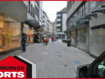 ORTS *** voll vermietetes Wohn-/Geschäftshaus mitten in der City