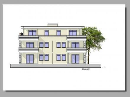 Nur noch 3 Wohnungen verfügbar: Hochwertige Neubau - Eigentumswohnungen in Bad Sassendorf mit Blick auf den Park