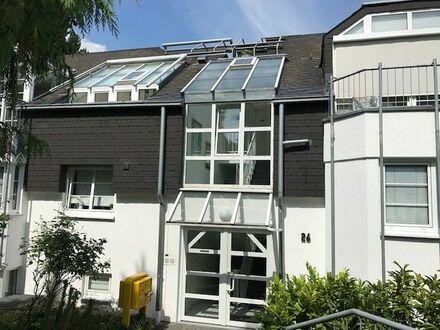 Wunderschöne, vermietete Wohnung über zwei Etagen in bester Lage von Muffendorf