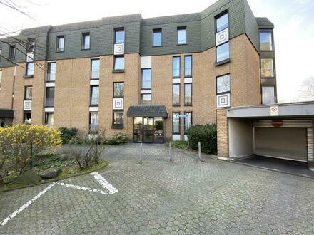 Kapitalanlage mit Weitsicht - vermietete 3-Zimmer-Wohnung in direkter Rheinlage -