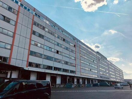 Lagerfläche mit Rampenandienung, 639 m², in 60386 Frankfurt zu vermieten