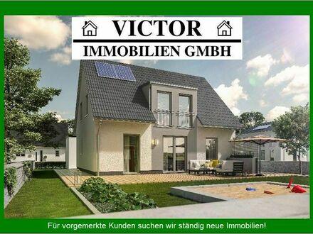 Neubau eines Einfamilienhauses *Flair 125* auf Ihrem Grundstück - der Klassiker im Programm!