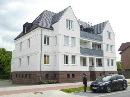 Aussergewöhnliche Maisonette-Wohnung mit Loggia und Garage