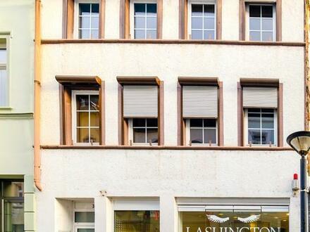 Wohn- und Geschäftshaus in bester Lage der Kreisstadt Wittlich