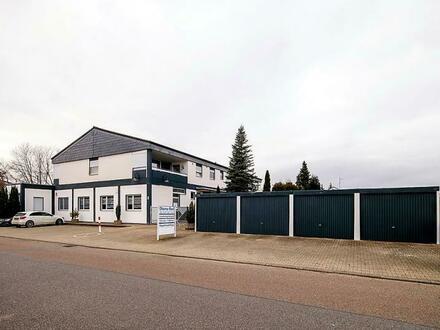 Praxis mit Betreiberwohnung in Neuhofen im Rhein-Pfalz-Kreis zwischen Ludwigshafen und Speyer