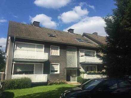 Helle Dachgeschosswohnung im Kirchviertel