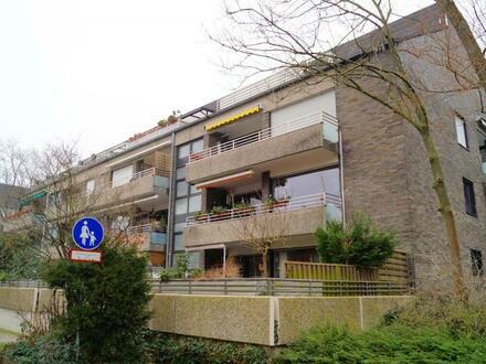 2 Zimmerwohnung mit 2 Balkonen in beliebter Wohnlage in Neuss Norf