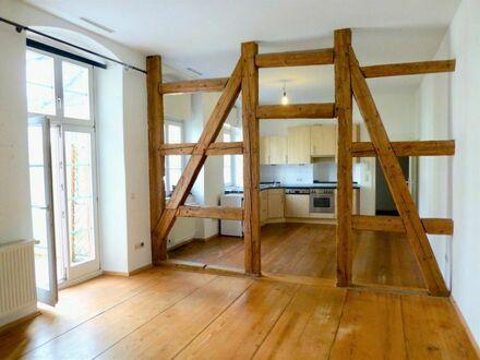 RESERVIERT Appartement mit Charme im Herzen der Altstadt von Heidelberg