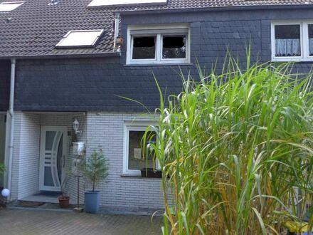 Grosszügiges Reihenhaus - 5 Zimmer - mit Terrasse und Garten