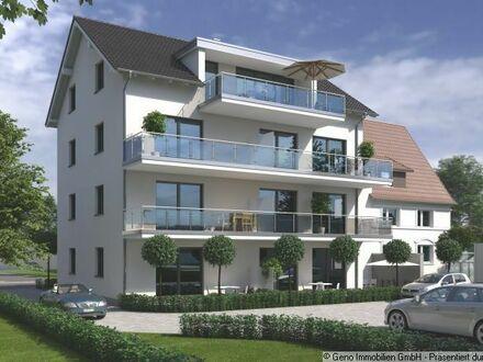 Wohnen am Finkenbach - Neubau eines 7-Familienhauses in Bielefeld-Zentrum