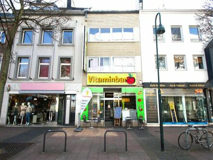 Ladenlokal für gastronomische Nutzung in der Aachener Innenstadt!