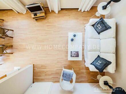 Traumhafte, lichtdurchflutete Wohnung in Niendorf, komplett ausgestattet