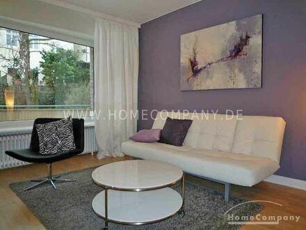 Top- modernisierte, sehr ruhig gelegene Wohnung in Hohenfelde