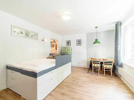 Ruhig gelegene Wohnung im lebendigen Eimsbüttel